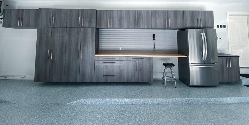 Slide Lok S Plywood Garage Cabinets, Cabinets In Garage